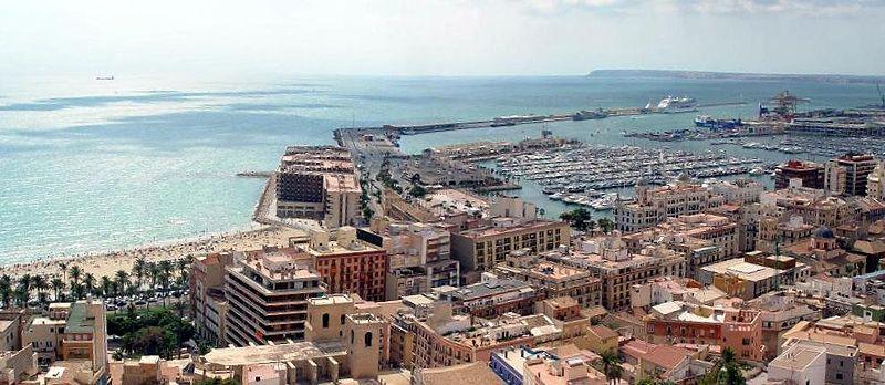 Alicante i Spania