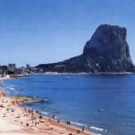 Calpe i Spania