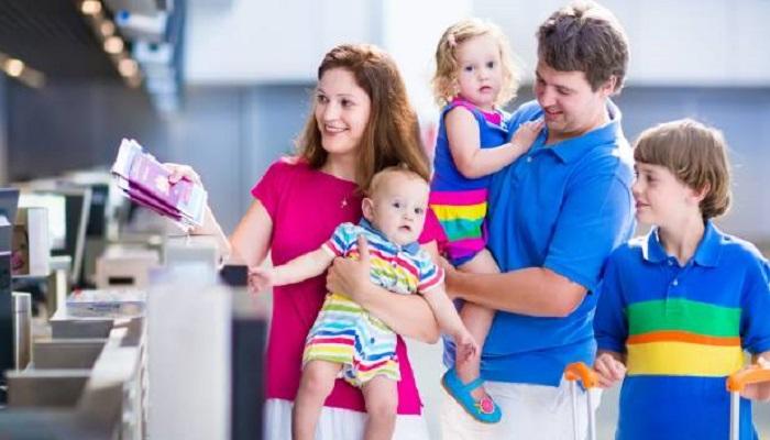 Reise med barn uten mas og unødvendig stress