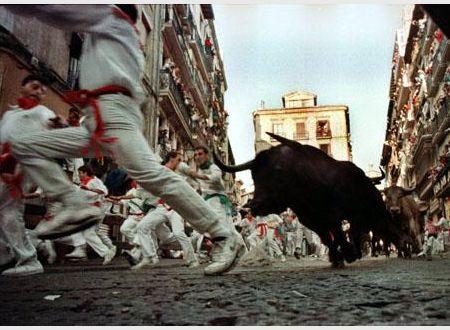 Det er veldig populært med Fiesta i Spania