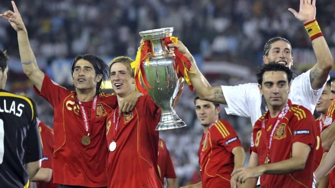 Fotballandslaget til Spania
