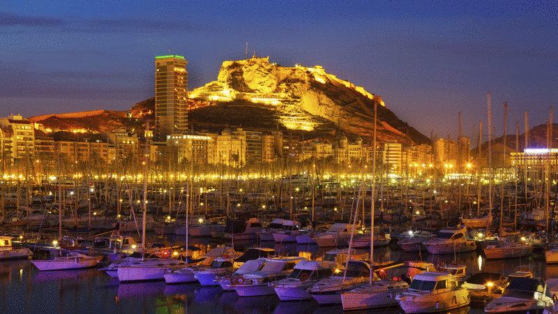 Alicante Spania