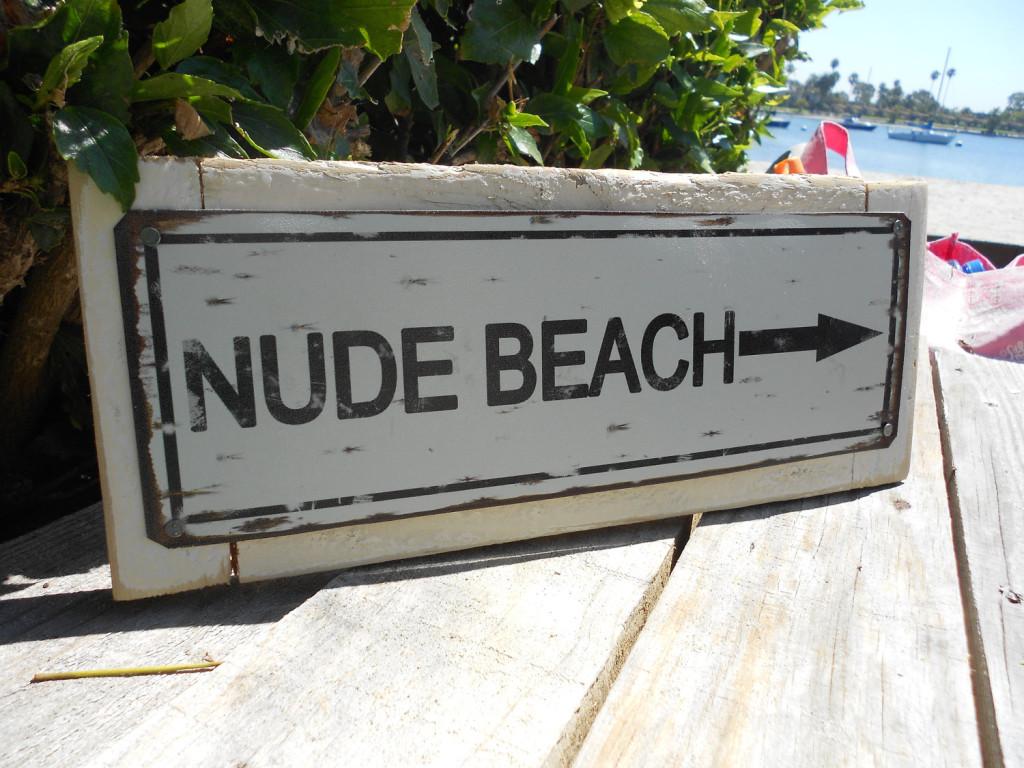 Nudiststrand Costa Blanca