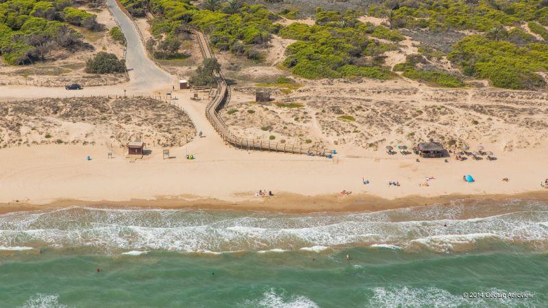 Nudiststrand Les Pesqueres El Rebollo Beach