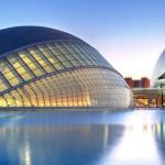 Severdigheter og attraksjoner Valencia