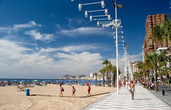 Benidorm Playa Levante