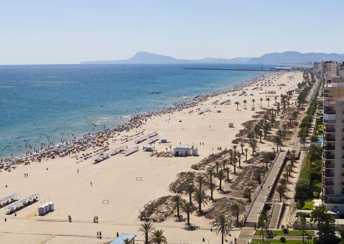 Gandía Playa Nord