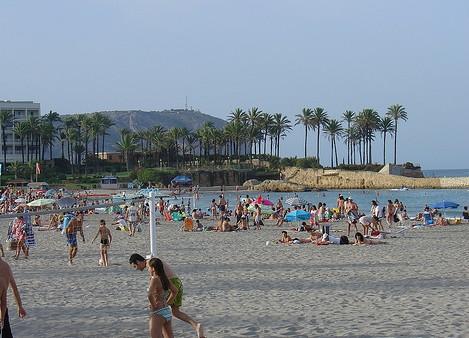 Jávea Playa El Arenal