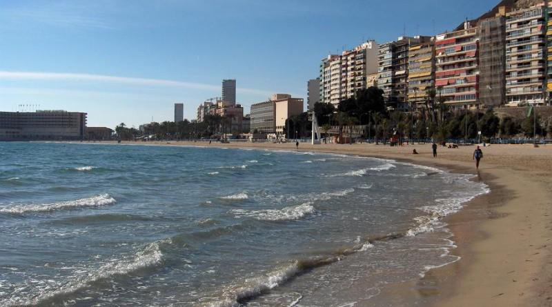 Værmelding Alicante