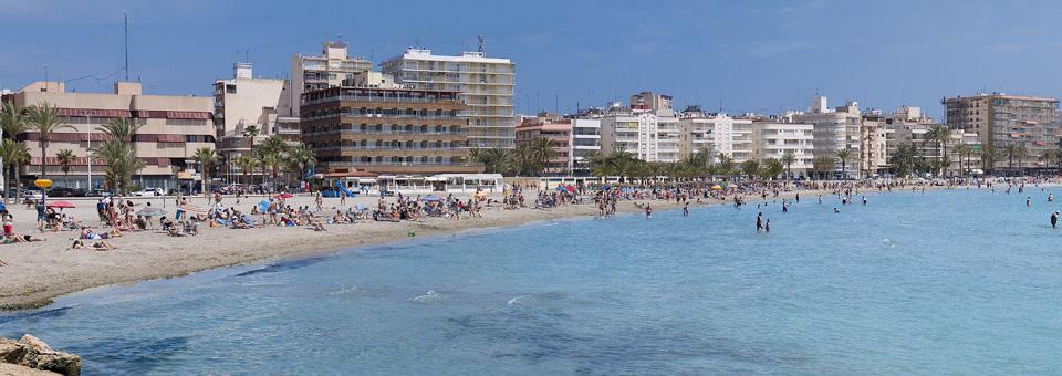 Santa Pola - Playa Levante