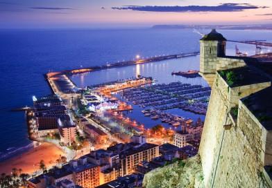 Santa Barbara i Alicante en tusen år gammel historie