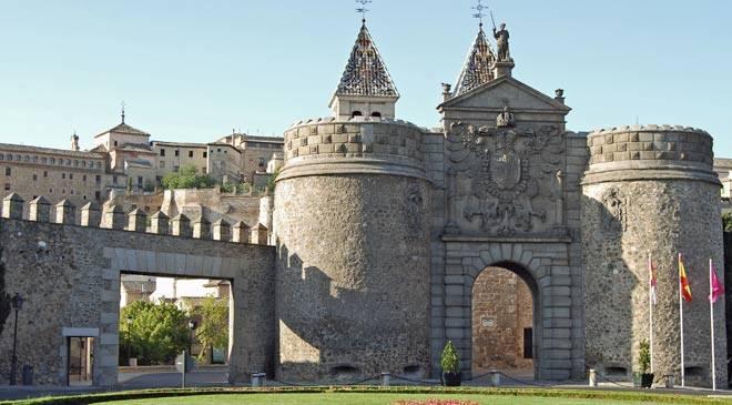 Toledo i Spania