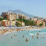 Villajoyosa Spania