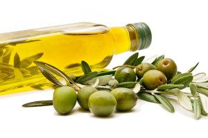 Olivenoljen Spania