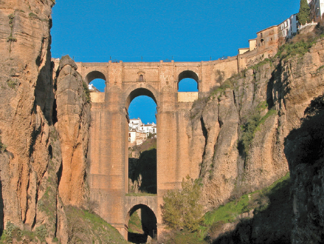 Ronda-Andalusiske-kysten