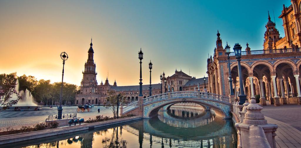 Sevilla Spania Costa del Sol