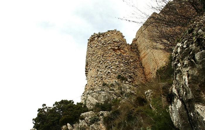 Castillo de Confrides