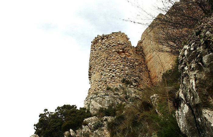 Gåturen til Castillo de Confrides