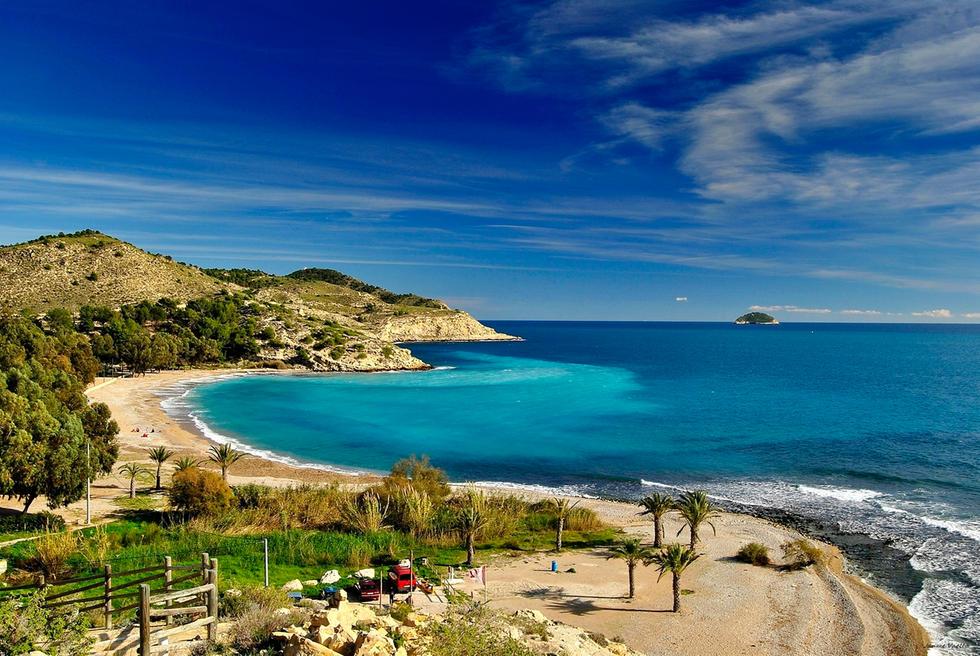 Playa el Torre Villajoyosa