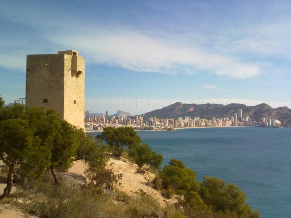 Torre de laguilo Finestrat