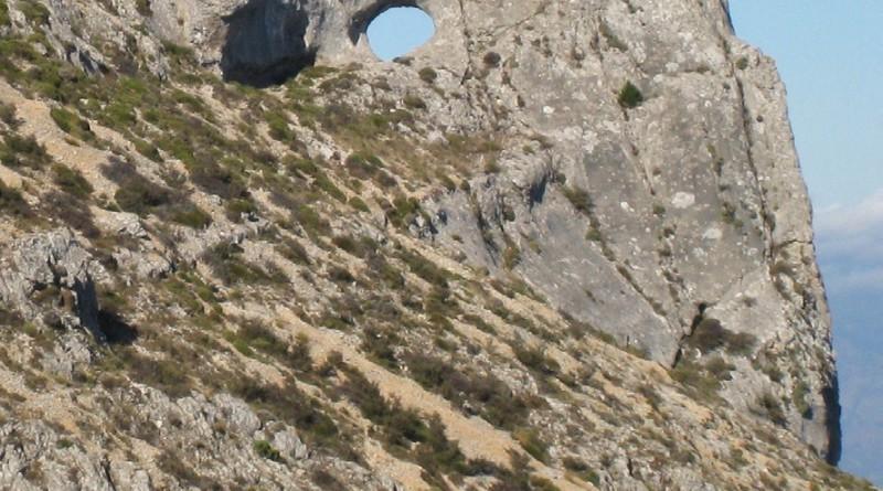 Aitana fjell Costa Blanca