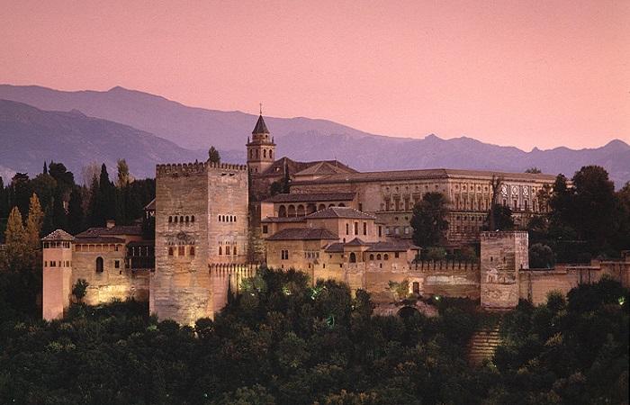 La Alhambra i Granada