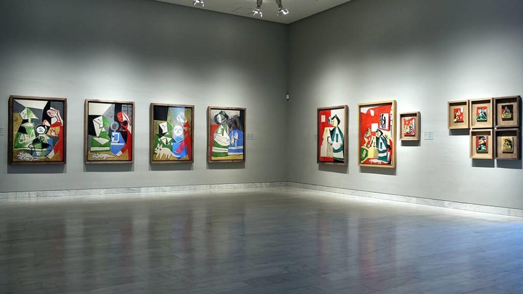 Museu Picasso i Barcelona