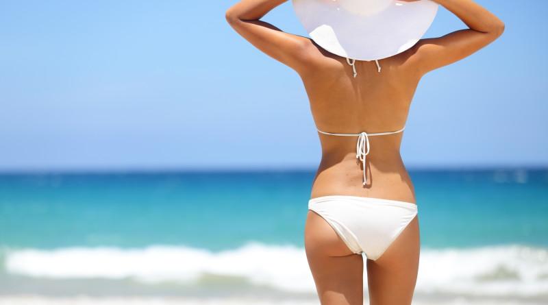 Bikinien Spania