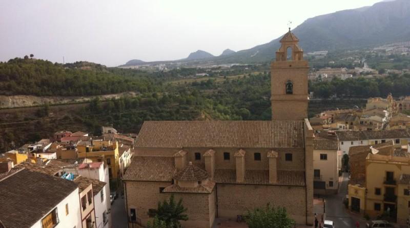 Polop i Spania