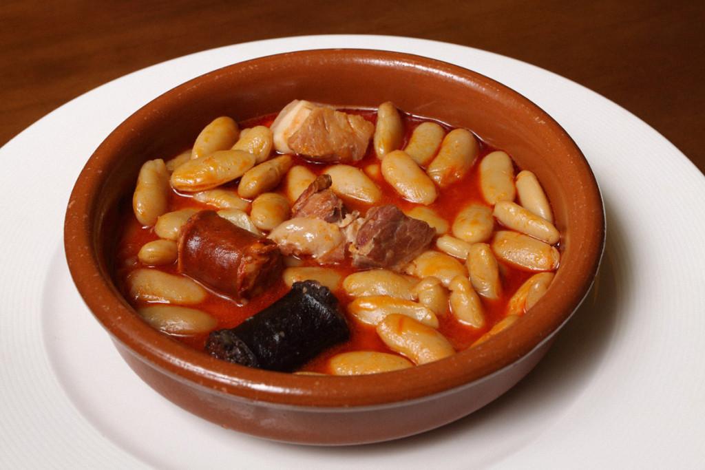 Fabada Asturiana Spanias Nasjonalrett