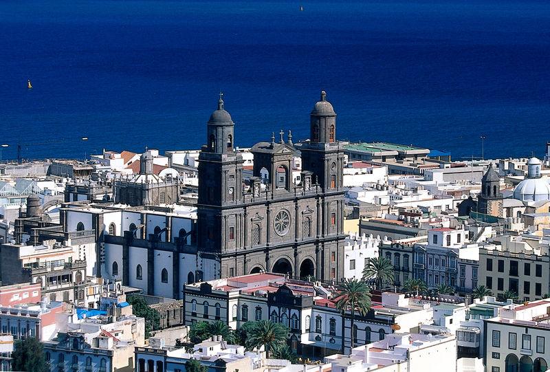 Las Palmas Gran Canaria Spania