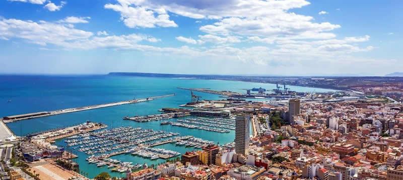 Leiebil Alicante