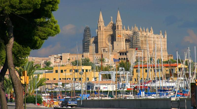 Værmelding for Mallorca