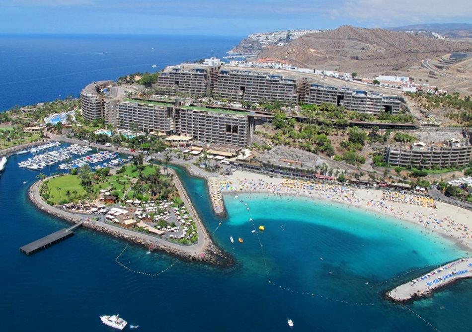 Anfi del Mar Strand Gran Canaria