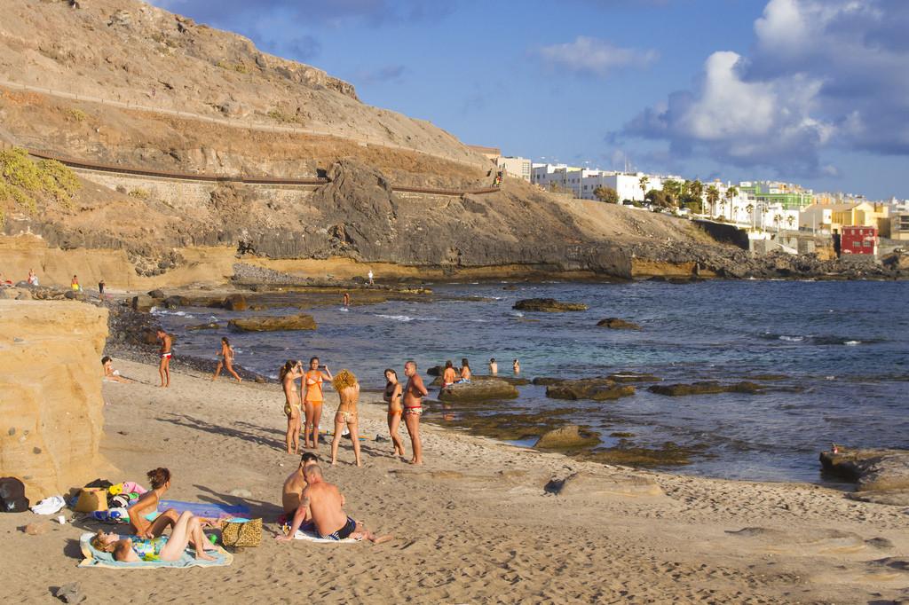 Nudiststran El Confital Gran Canaria