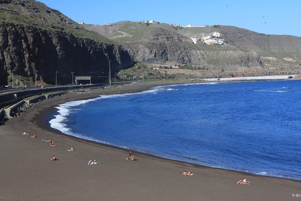 La Laja Strand Las Palmas Gran Canaria