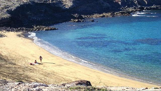 Nudiststrand Aguadulce Gran Canaria