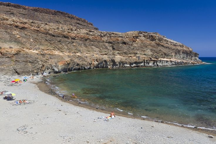 Nudiststrand Medio Almud Gran Canaria