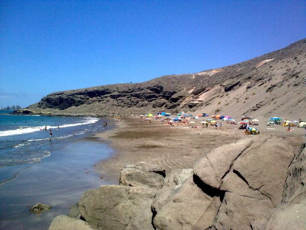 Naturist stand - Anmeldelse af Playa de Maspalomas