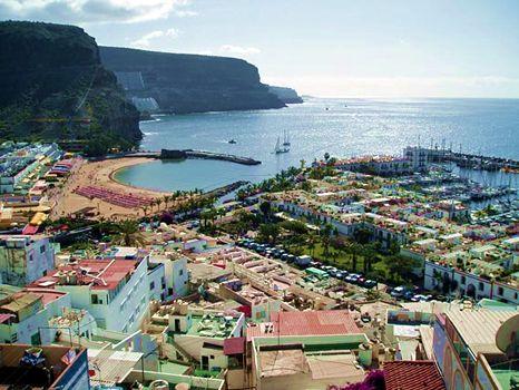 Puerto de mogan Strand Gran Canaria
