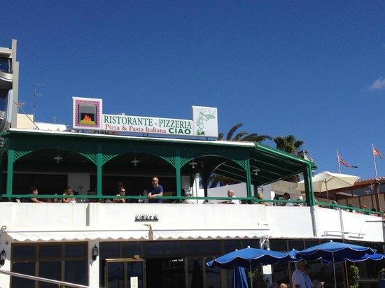 Restaurand Pizzeria Ciao Gran Canaria