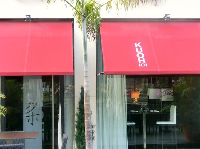 Restaurant Kuoh 101 Las Palmas
