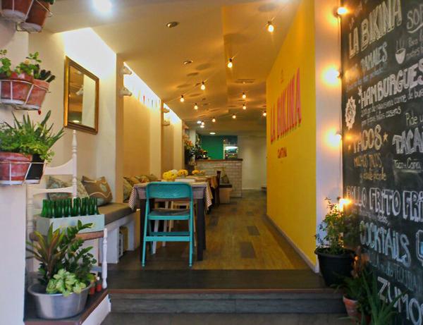 Restaurant La Bikina Las Palmas