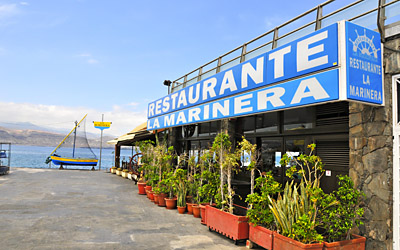 Restaurant La Marinera Las Palmas