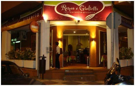 Restaurant Romeo e Giulietta Las Palmas