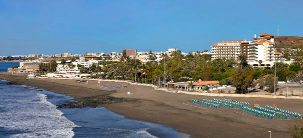 San Agustin Strand Gran Canaria