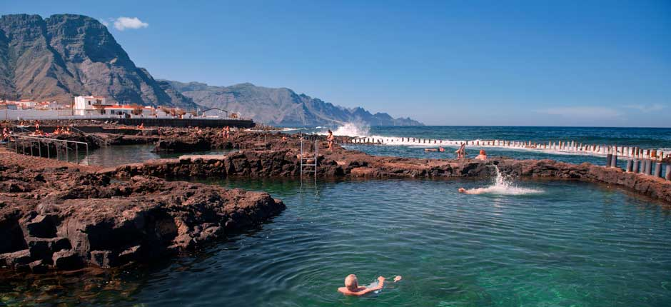 Agaete Gran Canaria Spania