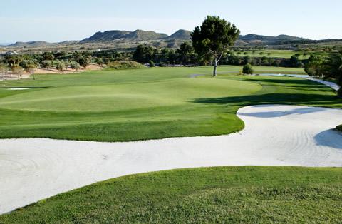 Alenda golfbane Alicante