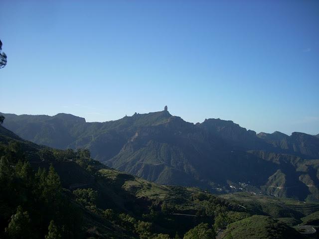 Artenara Cruz de Tejeda Gran Canaria