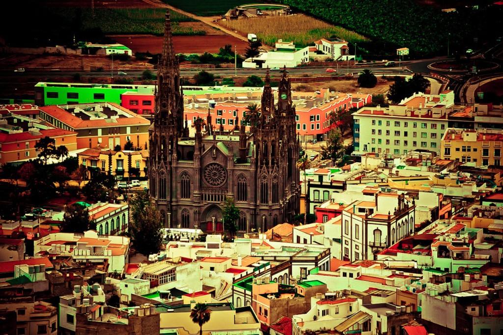 Arucas Gran Canaria Spania